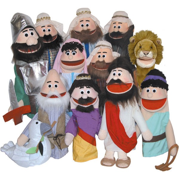 Puppet Ministry