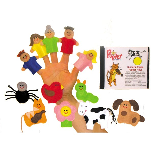 You do for an animal themed activity have fun nursery rhymes kids